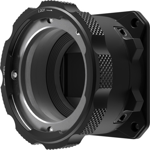 Z CAM Interchangeable Lens Mount for E2 Flagship Series