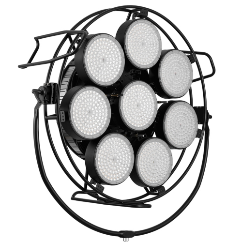 CGL8 LED Space Film Lighting 8Lamps Round
