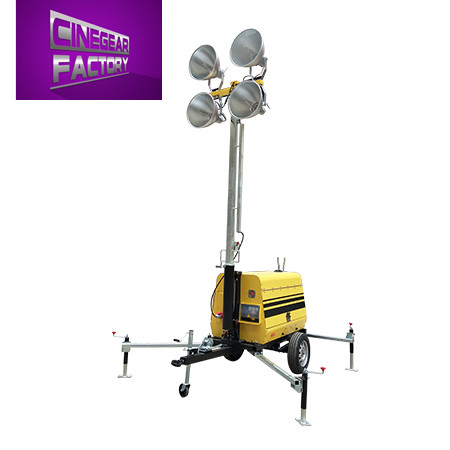 CGL9M-Mobile Lighting Tower